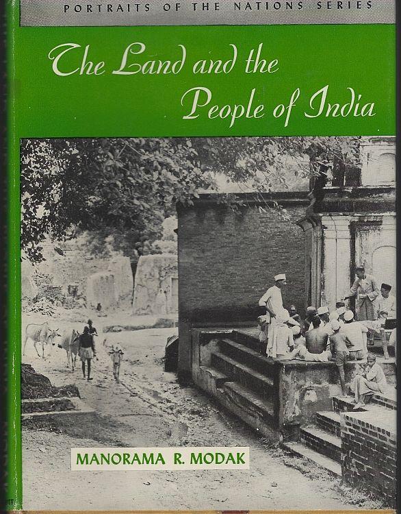 LAND AND THE PEOPLE OF INDIA, Modak, Manorama