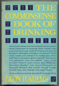 image of The Commonsense Book of Drinking