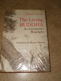 The Living BUDDHA -  First English Edition 1976