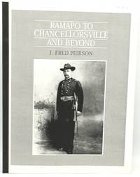 RAMAPO TO CHANCELLORSVILLE AND BEYOND