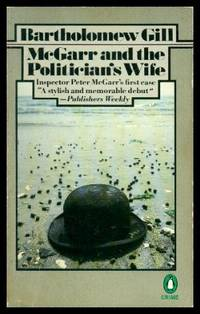 McGARR AND THE POLITICIAN'S WIFE - Inspector Peter McGarr
