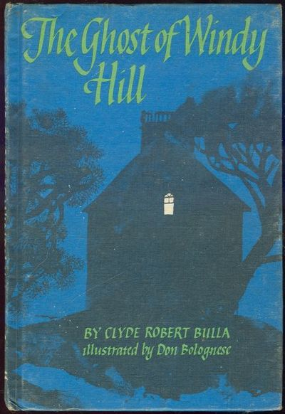 GHOST OF WINDY HILL, Bulla, Clyde Robert