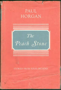 PEACH STONE Stories from Four Decades