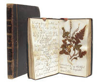 Herbarium and Commonplace Book of a young Woman