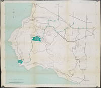 Map of the Palos Verdes Peninsula with Complete Street Map of Grandview Palos Verdes.