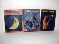 Astounding Science Fiction 3 Issues 40s and 50s