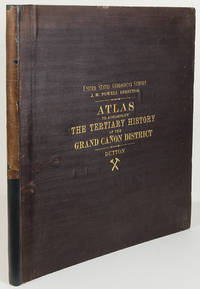 Tertiary History  [with: Atlas to accompany the monograph on the tertiary history] of the Grand Cañon district
