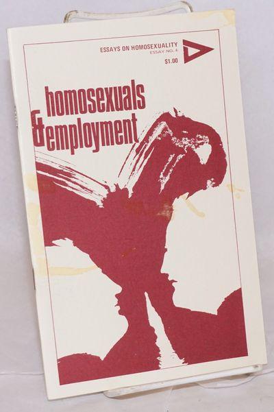 San Francisco: Corinthian Foundation, 1970. 33p., 5.5x8.5 inches, introduction, conclusion, notes, b...