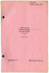 image of Rainbow Over Texas (Original screenplay for the 1946 film)