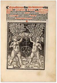 Expositiones Sive Declarationes Omnium Titulorum Iuris tam Civilis..