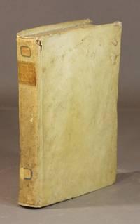 De antiqua ecclesiae disciplina dissertationes historicae, excerptae ex conciliis oecumenicis & sanctorum patrum..