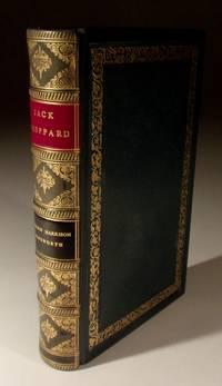 Jack Sheppard - a Romance by W.Harrison Ainsworth - First Edition - from Wadard Books PBFA (SKU: 23948)