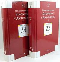 Diccionario de Sinonimos y Antonimos 1 & 2 by Marisa Javierre Gonzalez