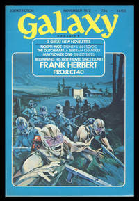 Project 40 (Hellstrom's Hive) in Galaxy Magazine November 1972, January and March 1973