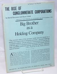 image of The rise of conglomerate corporations