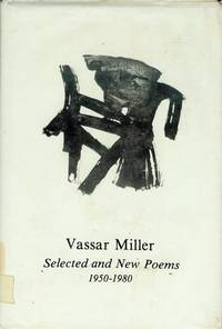 image of Selected and New Poems, 1950-1980