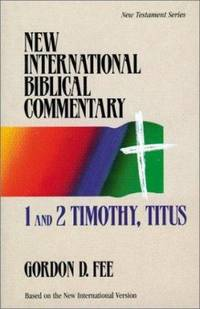 image of 1 and 2 Timothy, Titus (New International Biblical Commentary, Volume #13)