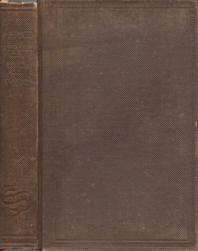 Washington DC: Government Printing Office, 1863. First Edition. Hardcover. Good +. 8vo. Volume II on...