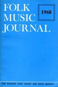 image of Folk Music Journal 1968