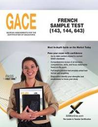 GACE French Sample Test 143, 144, 643