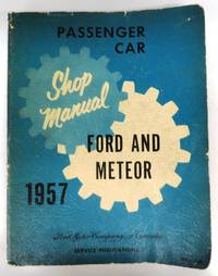 1957 Ford & Meteor Shop Manual
