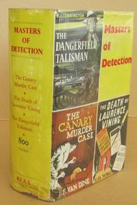 The Canary Murder Case; The Death of Laurence Vining; The Dangerfield Talisman