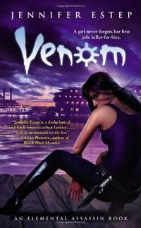 Venom (Elemental Assassin Books)