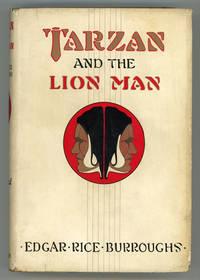 image of TARZAN AND THE LION MAN ..