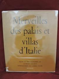 image of Merveilles des palais et villas d'Italie