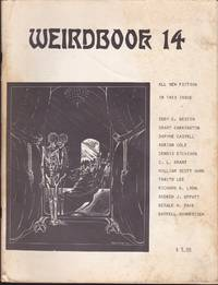 Weirdbook 14 a Vintage Science Ficton Magazine 1979 Illustrated