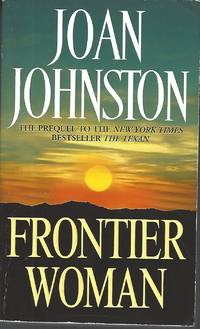 Frontier Woman (Sisters of the Lone Star)