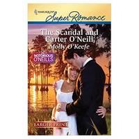 The Scandal and Carter ONeill Mass Market Paperback