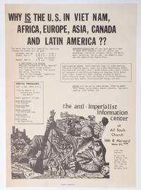 Why is the US in Viet Nam, Africa, Europe, Asia, Canada and Latin America?? [poster]