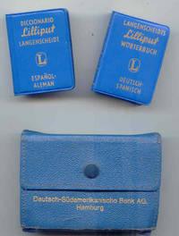 Langenscheidts Lilliput Wörterbuch / Diccionario Lilliput Langenscheidts