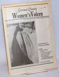 Sonoma County Women\'s Voices: No. 140, October 1994: Special Issue on Women\'s Sexuality