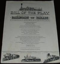 image of 1940 Illustrated World's Fair Souvenir Program from Railroads on Parade