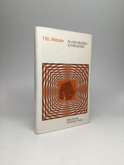 Manchester: Manchester University Press, 1974. First Edition. Hardcover. Near fine/Very good. Octavo...