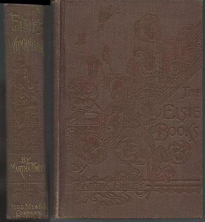 ELSIE'S WIDOWHOOD A Sequel to Elsie's Children, Finley, Martha