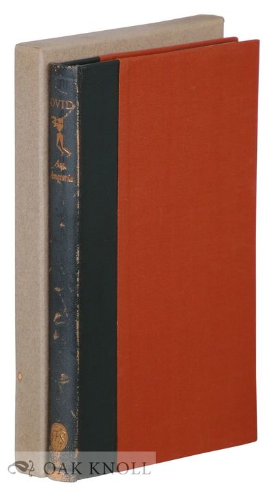 London, England: The Folio Society, 1965. quarter leather, cloth, paper-covered dust jacket. Folio S...
