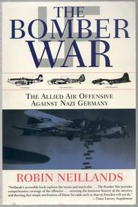 image of The Bomber War: The Allied Air Offensive Against Nazi Germany