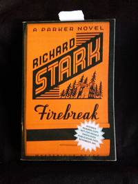 Firebreak Advanced Reader's Copy