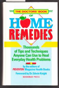 image of The Doctors' Book of Home Remedies