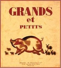 GRANDS ET PETITS