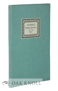 BALLAD OF WILLIAM SYCAMORE 1790-1880.|THE