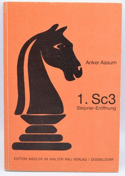 Düsseldorf: Edition Mädler im Walter Rau Verlag, 1988. Soft Cover. Very Good binding. A chess open...