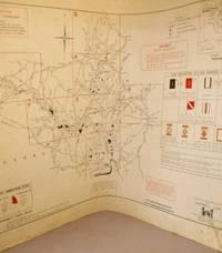 image of Chart of Navigation Aids for Hartwell Lake (South Carolina and Georgia).
