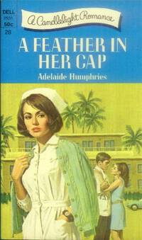 image of A Feather in Her Cap (Candlelight Romance #28)