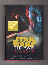 Thrawn: Treason (Star Wars). B&N Exclusive Edition with 2-Sided Color Mini-Poster