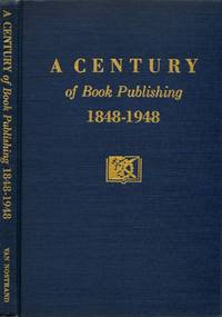 A Century of Book Publishing 1848-1948