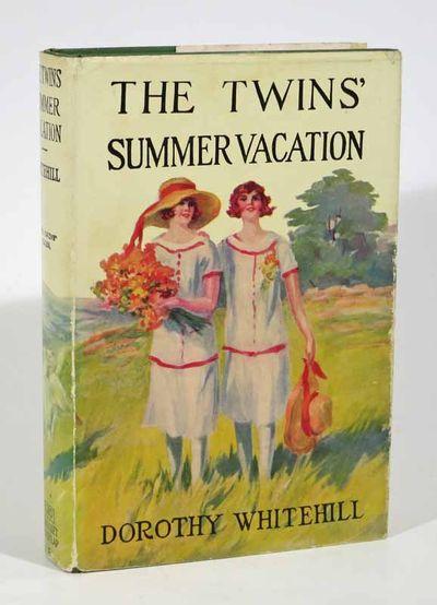 New York: Grosset & Dunlap, 1921. Reprint, ca 1932. Green cloth binding with black stamping. Orange ...